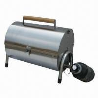 Quality Stainless Double Gas Barbecue Grills wholesale