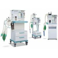 Quality Multi Function Hospital Ventilator Machine For ICU Rooms / Emergency Department wholesale