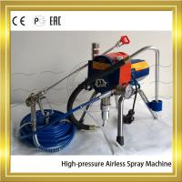 Quality Electric Plunger Type Mortar Sprayer Machine For Ceiling of Building wholesale