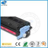 China Red / Yellow / Blue HP Laser Toner Cartridge For HP Color Laserjet 1600 Printer on sale