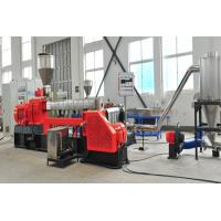 Quality 110L Kneader Two Stage Extruder 500-600 Kg/H Capacity ISO9001 Approval wholesale