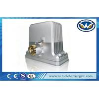 Quality 220v、110v  Heavy Duty Sliding Gate Opener , Wire Control Electric Gate Motor wholesale