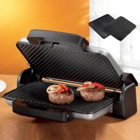 Quality Contact Grill / 2000W / Non-stick coating / With drip tray wholesale