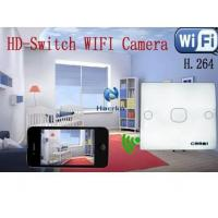 China Hidden Camera | Wireless WiFi Switch Camera DVR Hidden camera for iPhone IOS Android Smart on sale