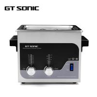 Quality Double Power Heated Ultrasonic Parts Cleaner 3L Volume With 0-30 Mins Timer wholesale