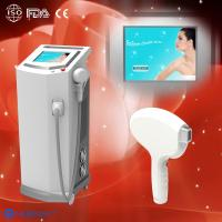 China 1-400ms Diode Laser Machine / Removing Unwanted Hair for Men and Women on sale