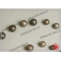 China Low Chrome Cement Grinding Balls , Grinding Media For Cement Mill on sale