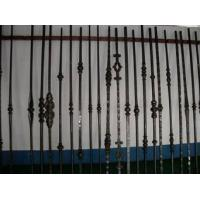 Quality Wrought Iron Fence Components wholesale