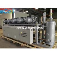 Quality 300HP Multi Compressors Refrigeration Condensing Unit  EPBSH5-60 wholesale