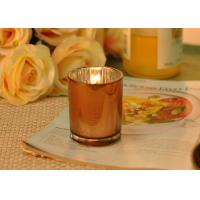 Quality Small Candle Jars Decorative Votive Candle Holders Wedding Decoration wholesale
