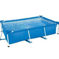 Quality Flame Retardant PVC Swimming Pool / Durable Family Use Indoor Swimming Pool wholesale