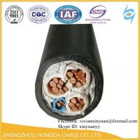 0.6 1kV LV XLPE PVC Insulated Power Cables with Copper or Aluminum conductor for