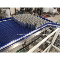China Beverage Can Filling Machine,  factory price Empty Aluminum Tin Can Depalletizer on sale