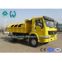 Quality High Performance Compactor Garbage Truck With Air Conditioner EURO II wholesale