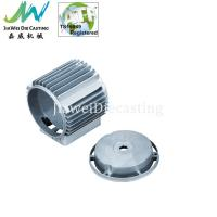 Quality Cast Aluminum Motor Housing , Sand Blasting Extruded Aluminum Housing wholesale