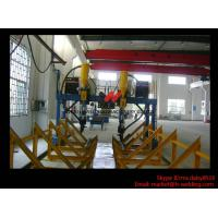 Quality Heavy Duty SAW H Beam Welding Machine LHA Gantry Type 5.5m Rail Span With Moving Trolley wholesale
