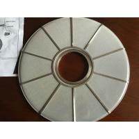 Quality SUS 316L Filter Disc Multi-layers With Grade For Extrusion machine in PET Film wholesale