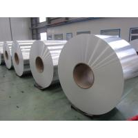 Quality Smooth Surface Rolled Aluminium Coil Sheet 0.2 - 3.0 Mm Thickness With Film wholesale