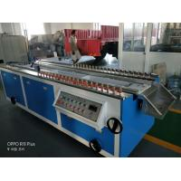 Quality PP ABS Profile Extrusion Equipment 380V 50HZ 3 Phase Raw Material wholesale
