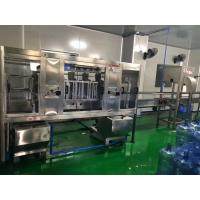 Quality 200 barrels of mineral water production line machinery and equipment 3 gallons of pure water filling machinery wholesale