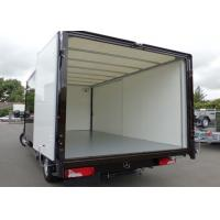 China XPS Insulated Sandwich Panel Dry Freight Truck Bodies with Aluminum / GRE profiles on sale