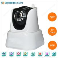 China Motion Detection Alarm PnP 720p Wireless IP Security Camera on sale