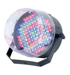 Quality DJ Portable 20 Watt LED Strobe Lights RGB Stage Lighting 220V 50Hz / 60Hz wholesale