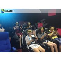 Quality Home 7 Dimensions Cinema With Shooting Game And 9 Luxury Seats For Center Park wholesale