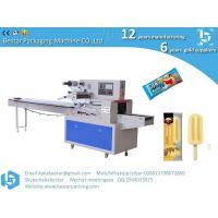 Quality Natural fruit hand-made Popsicle cheese packing machine blueberry packing machine wholesale