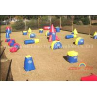 Quality Hot Sale Paintball Arena, Inflatable Bunkers for Shooting Games wholesale