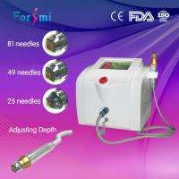 Quality Portable Microneedle Fractional RF Machine for  Wrinkles Removal wholesale