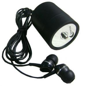 Cheap Mini Next Room Ear Amplifier Through Wall Door Audio Listening Spy Surveillance Bug for sale