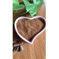 Quality Food Cosmetic Brown Premium Cocoa Powder With Solvent Extraction , 4%-8% Fat Content wholesale