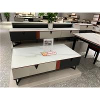 China Easy Assemble Modern Living Room Coffee Table Charming With Details on sale