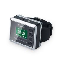 China Diabetes Laser Healing Device Laser Therapy Wrist Watch Device For High Blood Pressure on sale