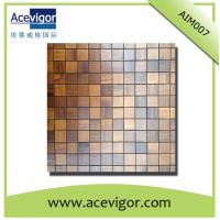 Quality Interior decorative mosaic tiles with neatly arrangement for wall tiles wholesale