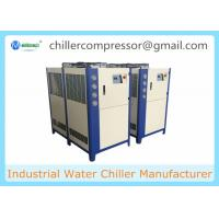 Quality 10HP Air Cooled Industrial Water Chiller for Injection Mould wholesale