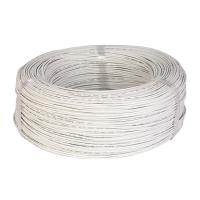 China Flexible Silicone Rubber Insulated Wire Black Color High Temp Resistance on sale