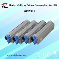 China Compatible for OKI5500 toner cartridge on sale
