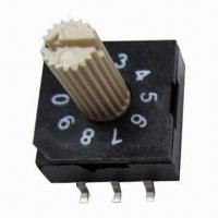 Quality Rotary DIP Switch, IP67 Waterproof Rating wholesale