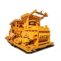 China Compact Sand Cement Mixer Machine , Short Cycle Time Mortar Mixer Pump Machine on sale