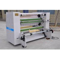 Buy cheap 4 Shafts Adhesive Tape Slitting Rewinding Machine Roll Cutter Slitter 380V 50HZ product