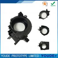 Quality Small Batch Vacuum Casting Plastic Parts Black Color High Accuracy +/-0.05mm wholesale