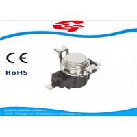 Quality KSD302 Snap Action Thermostat For Heating Machine And Ventilation Equipment wholesale