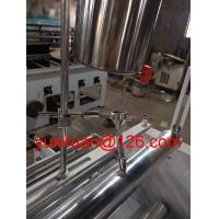 Cheap Shrink Label Glue Sealing Machine Sleeve Seaming Machine for Plastic Bag Making for sale