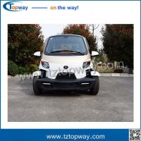 China Air conditioner electric vehicle/car/automobile with 120km mileage for one charge on sale