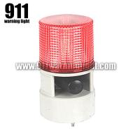 Quality TBD-S125D LED beacon with 10W siren speaker, 4 flash pattern warning beacon wholesale