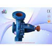 Quality Cast Iron Single Suction Centrifugal PumpFor Industrial / Urban Water Supply wholesale