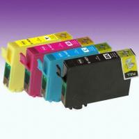 China Compatible Printer Cartridge T1621-T1624, Suitable for Epson Workforce WF-2010W Inkjet Printer on sale