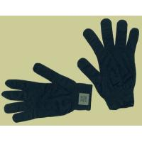 China Cow Split Leather Synthetic Fur Lining Winter Glove ZM 707-J on sale